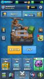 Vand cont clash royale arena 6