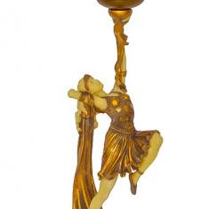LAMPA ART-DECO