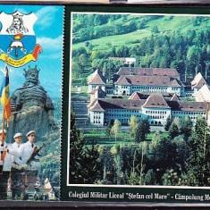 ROMANIA - COLEGIUL MILITAR LICEAL CAMPULUNG MOLDOVENESC, ilustrata MNH, FD57, Necirculata, Fotografie