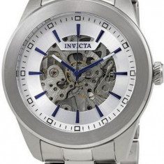 Invicta 25758 Vintage ceas barbati nou 100% original. Garantie. Livrare rapida., Casual, Mecanic-Automatic, Inox
