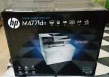 Multifunctionala HP LaserJet Pro MFP M477fdn - noua, sigilata