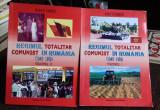 REGIMUL TOTALITAR COMUNIST IN ROMANIA (1945-1989) - PASCU VASILE 2 VOLUME