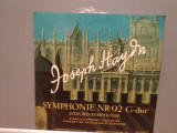 HAYDN – SYMPH. No 92 (1962/DECCA/RFG)  dir H.Schmidt Isserstedt - VINIL/Ca NOU, decca classics