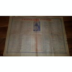 calendar catolic pe anul 1968