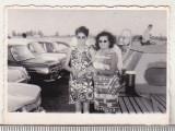 bnk foto - Masini traversand Dunarea cu bacul - anii `70