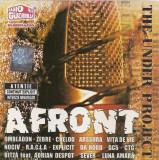 Afront - The Under Project (Cheloo, Ombladon, R.A.C.L.A, Da Hood, OCS) (1 CD), roton