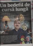 Dodo Nita interviu in Romania libera 13-15 aprilie 2018 + articol Livia Rusz