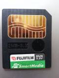 Card memorie FUJIFILM Smart Media 8 MB, SDHC