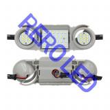 Plafoniera LED SPATE dedicata VW Golf Lupo Jetta Passat Tiguan Touran, Volkswagen