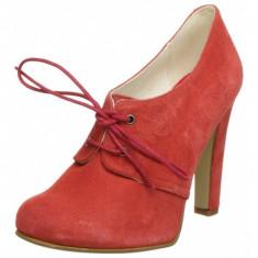 GDY117-3 Pantofi eleganti din piele cu siret