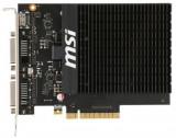 Placa Video MSI GeForce GT 710, 2GB, DDR3, 64 bit