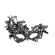 Masca dantela venetiana, Universal, Negru