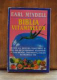 Carte - Biblia vitaminelor - Earl Mindell ( Editura Elit, anul 1991 ) #489, Alta editura