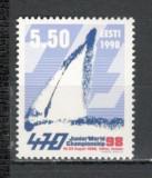 Estonia.1998 C.M. de navigatie juniori  SE.169, Nestampilat