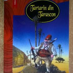 Alphonse Daudet – Tartarin din Tarascon {Corint, 2002}