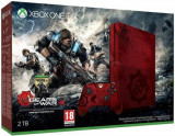 Consola Microsoft Xbox One S 2TB + Gears of War 4 Limited Edition