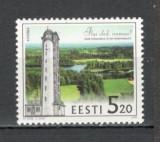 Estonia.1999 Turnul suur Munamagi  SE.183, Nestampilat