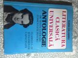 Literatura clasica universala E. Calugaru
