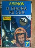 Isaac Asimov – O piatra pe cer (Teora, 1994), Isaac Asimov