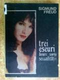 Sigmund Freud - Trei eseuri despre teoria sexualitatii, Sigmund Freud