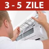 Instalare aer conditionat in 3-5 zile, fara Kit