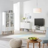 Comoda TV Pilara din lemn masiv