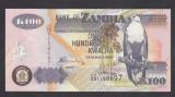 Zambia 100 kwacha 2009 UNC