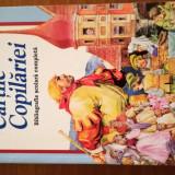 Cărțile copilăriei clasa a IV-a. Bibliografie școlară completă