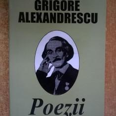 Grigore Alexandrescu – Poezii