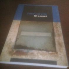 SORIN LAVRIC, 10 ESEURI