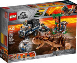 LEGO® Jurassic World Carnotaurus Gyrosphere Escape 75929