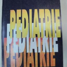 PEDIATRIE-MIRCEA GEORMANEANU,ANNELIESE WALTER-ROSIANU PARTEA A 2-A BUCURESTI 1996