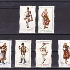 ROMANIA  1969   LP  693   COSTUME  NATIONALE  II SERIE   MNH