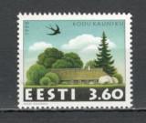 Estonia.1998 Renovarea caselor rurale  SE.167, Nestampilat