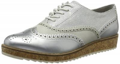 CH2429-6 Pantofi Oxford, model cu aspect perforat foto