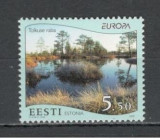 Estonia.1999 EUROPA-Natura si Parcuri nationale  SE.178, Nestampilat