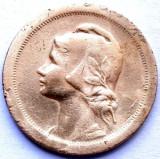MOKAZIE , PORTUGALIA , 10 CENTAVOS 1926, Europa, Cupru (arama)