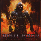 Disturbed Indestructible LP (vinyl)