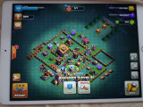 Cont CLASH of CLANS, Supercell