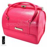 Geanta Produse Cosmetice Fraulein38 Classy Pink