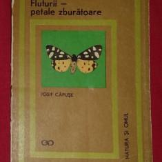 Fluturii, petale zburatoare  / I. Capuse