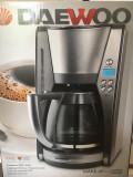 Cafetiera Daewoo Digitala Wake-UP 300, 1000W, 1.8L,