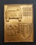 M8 ARO 100 ani 1885 1985