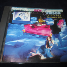 Roy Orbison - In Dreams : the greatest hits _ CD _ Virgin (UK,1987)