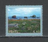 Estonia.2001 Natura la Marea Baltica  SE.199, Nestampilat