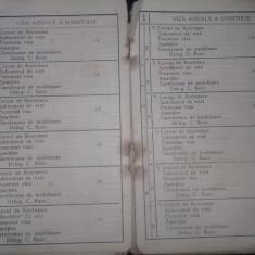 Livret militar vechi de colectie,livret militar mare 1920,Transport GRATUIT
