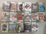 Xbox 360 cu 18 jocuri si kinect