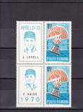 ROMANIA 1970  LP 732   APOLLO  13    MNH, Nestampilat