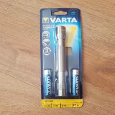 Lanterna Varta Multi LED Aluminium Light 2AA  16627 noua - 50 lei