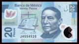 Mexic 20 pesos 2012 UNC